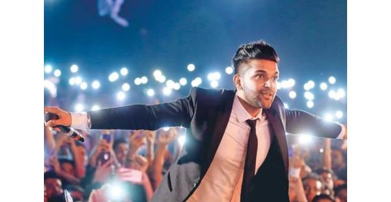 Guru Randhawa most viewed Indian singer on YouTube